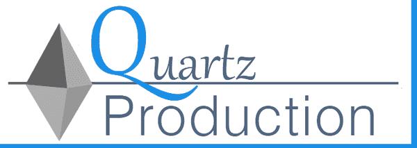 logo quartz production