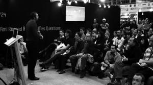 Conférence Paris Agency School