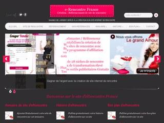 Création de site internet de rencontre