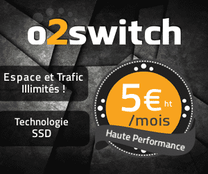 O2switch Hébergement web